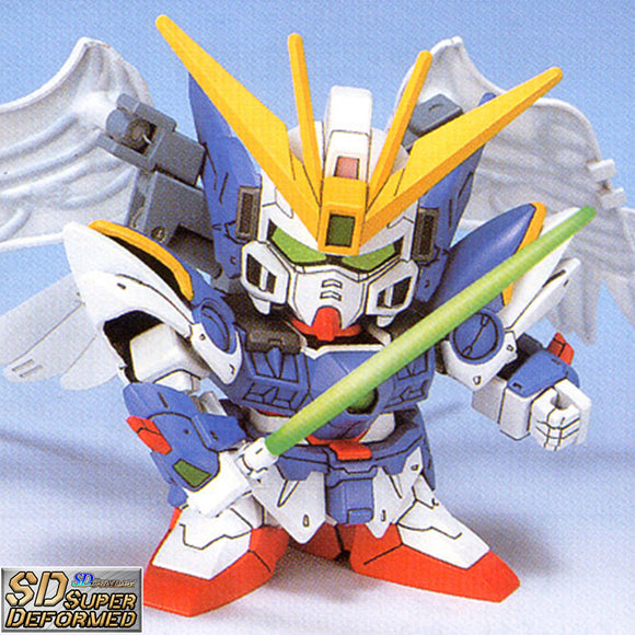 PRE-ORDER BB203 Wing Gundam Zero Custom (SD) No Scale Bandai Model Kit [Members]
