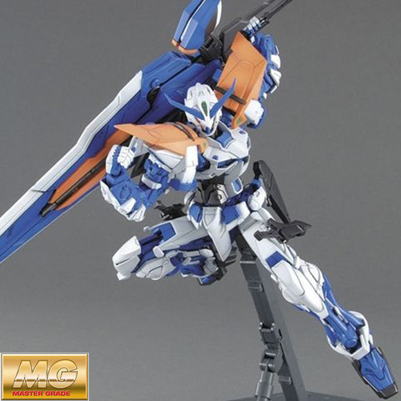 [MBF-P03R] 𝐀𝐬𝐭𝐫𝐚𝐲 𝐁𝐥𝐮𝐞 𝐅𝐫𝐚𝐦𝐞 2nd Revise (MG) 1/100 Scale Bandai Model Kit
