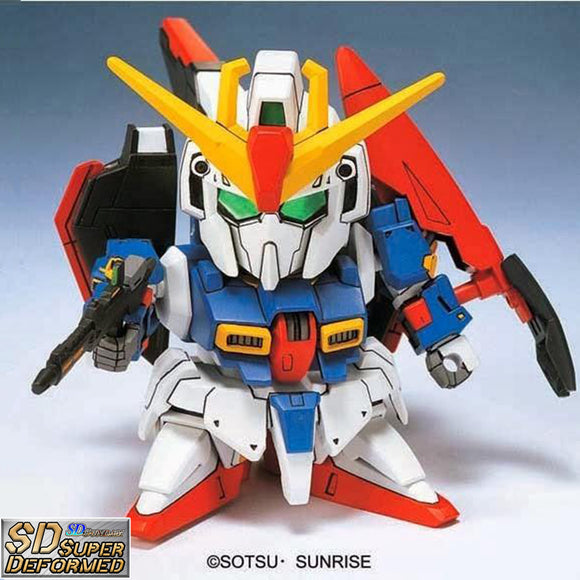 BB198 Zeta Gundam (SD) No Scale Bandai Model Kit [Members]