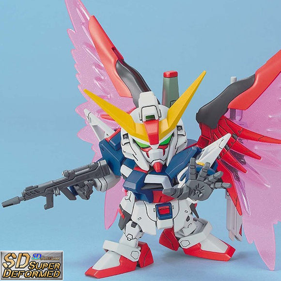 BB290 Destiny Gundam (SD) No Scale Bandai Model Kit [Members]