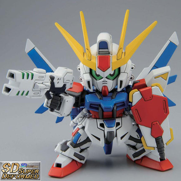 BB388 Build Strike Gundam Full Package (SD) No Scale Bandai Model Kit [Members]