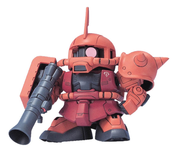 BB231 Chars Zaku II S (SD) No Scale Bandai Model Kit [Members]