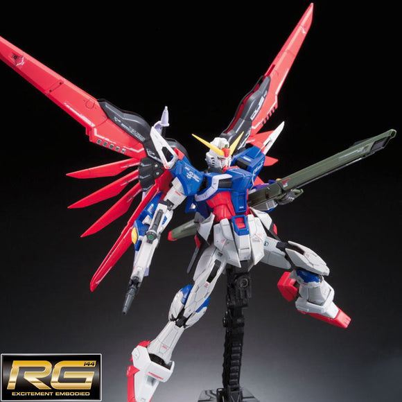 ZGMF-X42S Destiny Gundam (RG) 1/144 Scale Bandai Model Kit RG-11 [Members]