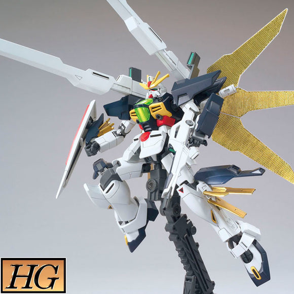 [GX-9901-DX] 𝐆𝐮𝐧𝐝𝐚𝐦 𝐃𝐨𝐮𝐛𝐥𝐞 𝐗 (HG) 1/144 Scale Bandai Model Kit