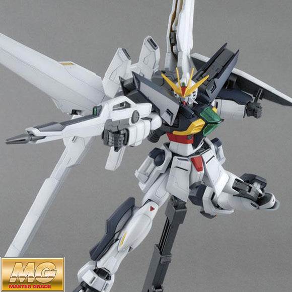 [GX-9901-DX] Gundam 𝐃𝐨𝐮𝐛𝐥𝐞 𝐗 (MG) 1/100 Scale Bandai Model Kit [Members]
