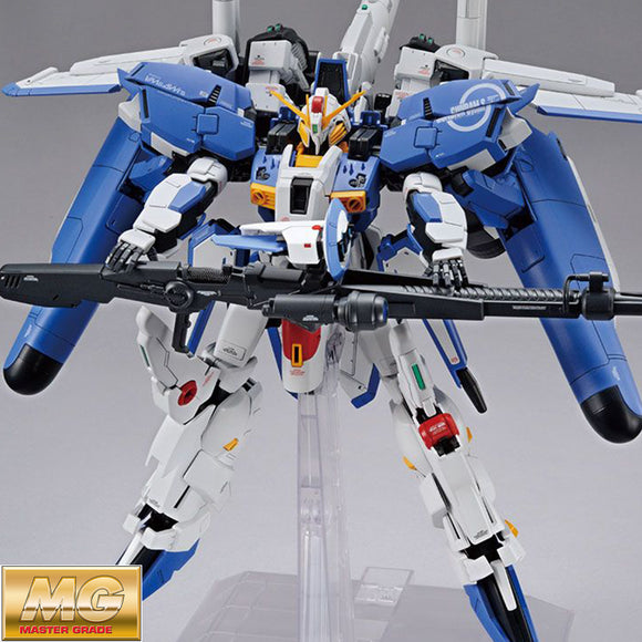 Ex-S Gundam/S Gundam 1.5 (MG) 1/100 Scale Bandai Model Kit