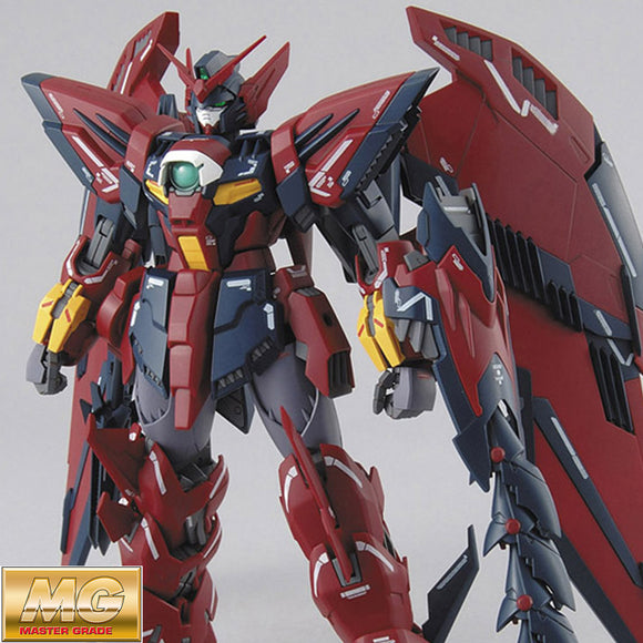 [OZ-13MS] 𝐆𝐮𝐧𝐝𝐚𝐦 𝐄𝐩𝐢𝐨𝐧 [EW] (MG) 1/100 Scale Bandai Model Kit [Members]