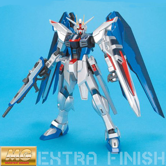 ZGMF-X10A Freedom Gundam [Extra Finish] Ver. EXF (MG) 1/100 Scale Bandai Model Kit