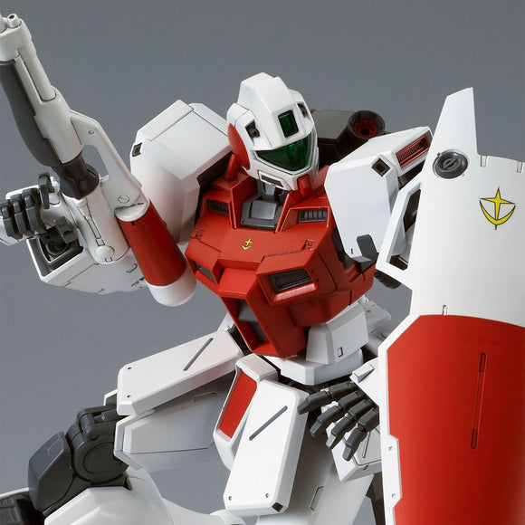 GM Command Space Type (MG) 1/100 Scale  [P-Bandai] Model Kit