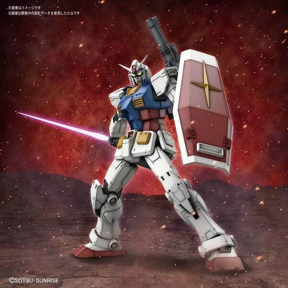 [RX-78-2] 𝐆𝐮𝐧𝐝𝐚𝐦 [Gundam THE ORIGIN VER.] (HG) 1/144 Scale Bandai Model Kit