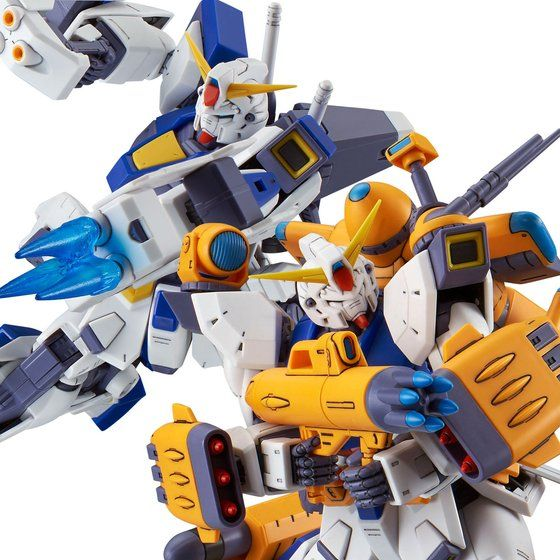 𝐅𝟗𝟎 𝐌𝐢𝐬𝐬𝐢𝐨𝐧 𝐏𝐚𝐜𝐤 𝐅 𝐓𝐲𝐩𝐞 & 𝐌 𝐓𝐲𝐩𝐞 (MG) 1/100 Scale  [P-Bandai] Model Kit [Members] 𝐖𝐀𝐕𝐄 𝟐