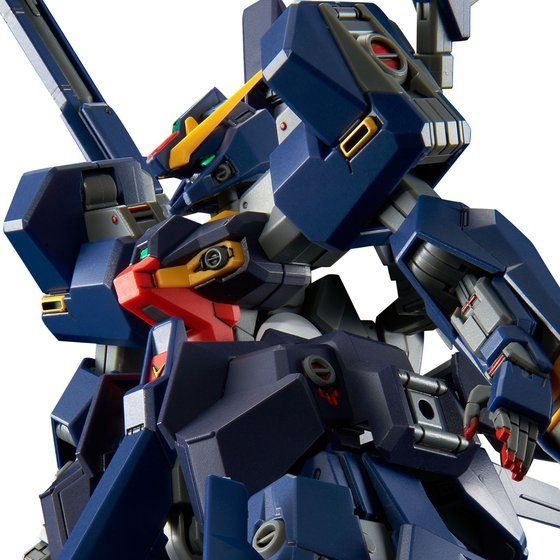 PRE-ORDER [RX-124] 𝐓𝐑-𝟔 𝐇𝐚𝐳𝐞'𝐧-𝐭𝐡𝐥𝐞𝐲 𝐈𝐈 (HG) 1/144 Scale  [P-Bandai] Model Kit [Members] WAVE 3