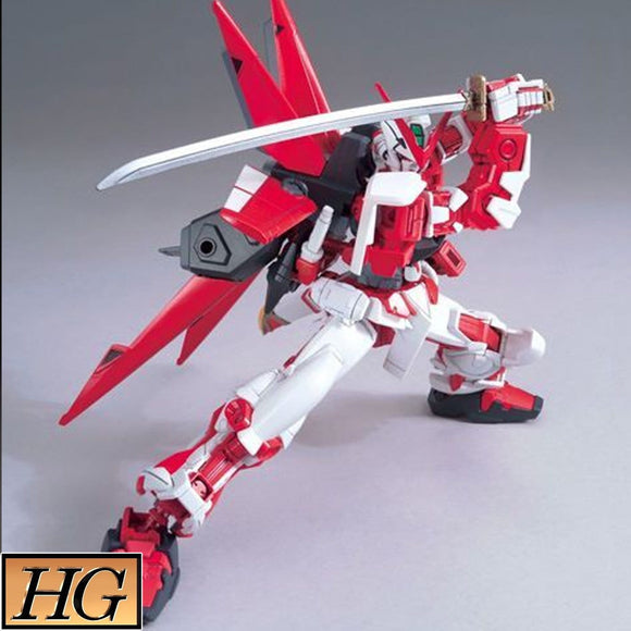 Gundam Astray Red Frame (Flight Unit) (HG) 1/144 Scale Bandai Model Kit [Members]