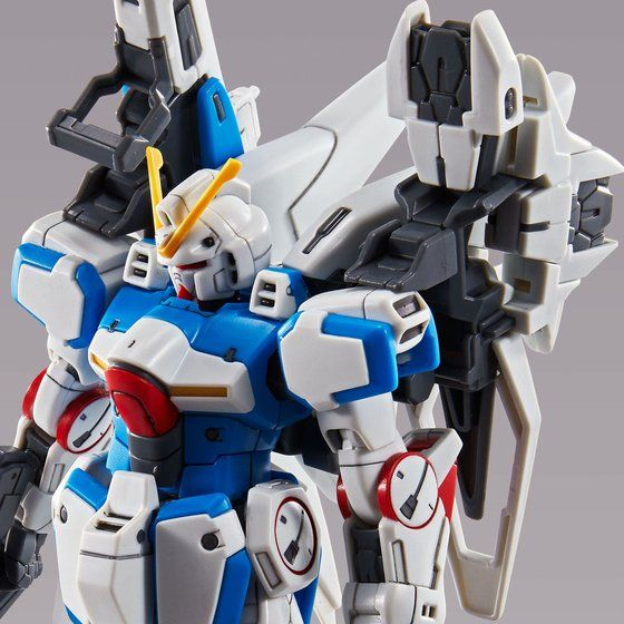 𝐒𝐞𝐜𝐨𝐧𝐝 𝐕 (HG) 1/144 Scale [P-Bandai] Model Kit [Members]