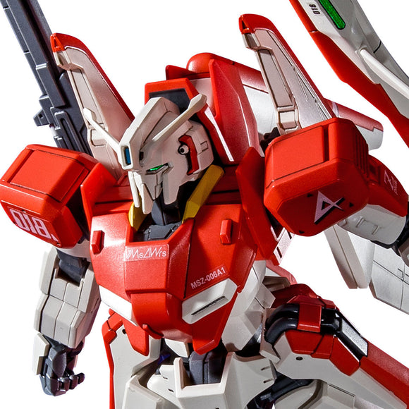 PRE-ORDER [MSZ-006A1] 𝐙𝐞𝐭𝐚𝐩𝐥𝐮𝐬 (Test machine image color) (HG) 1/144 Scale  [P-Bandai] Model Kit [Members]
