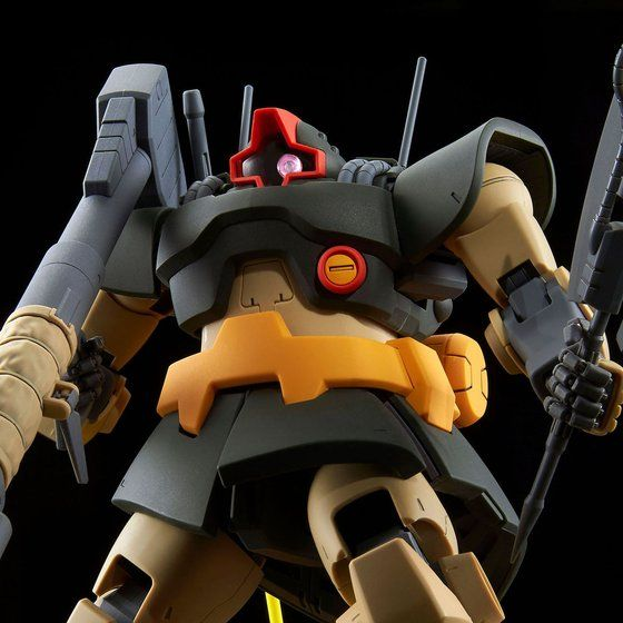 MS-09G Dwadge (MG) 1/100 Scale [P-Bandai] Model Kit