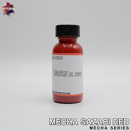 [MSO-004] MECHA SAZABI RED
