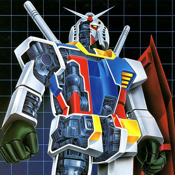 [RX-78] 𝐆𝐔𝐍𝐃𝐀𝐌 𝙈𝙚𝙘𝙝𝙖𝙣𝙞𝙘 𝙈𝙤𝙙𝙚𝙡 (NO GRADE) 1/72 Scale Model Kit [Members]