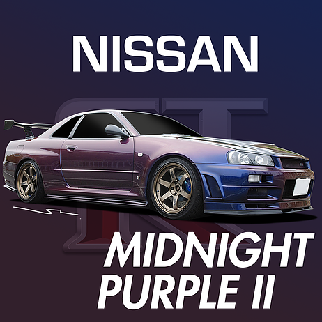 [SP-222] Nissan Midnight Purple II [Members]