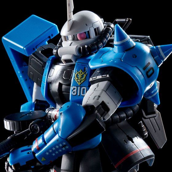 PRE-ORDER [MS-06R-1A] 𝐔𝐌𝐀 𝐋𝐈𝐆𝐇𝐓𝐍𝐈𝐍𝐆 𝐄𝐱𝐜𝐥𝐮𝐬𝐢𝐯𝐞 Zaku II (RG) 1/144 Scale  [P-Bandai] Model Kit [Members]