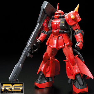 [MS-06R-2] 𝐉𝐨𝐡𝐧𝐧𝐲 𝐑𝐢𝐝𝐝𝐞𝐧𝐬 𝐙𝐚𝐤𝐮 𝐈𝐈 (RG) 1/144 Scale Bandai Model Kit RG-26
