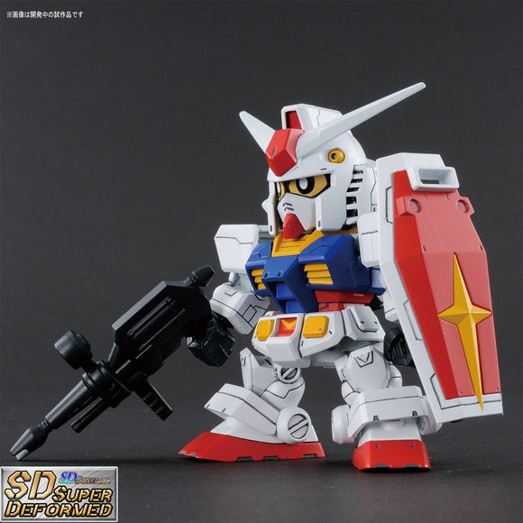 SDCS01 RX-78-2 GUNDAM (SD) No Scale Bandai Model Kit [Members]