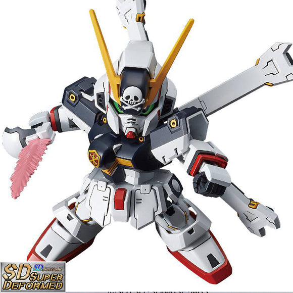 SDCS02 Crossbone Gundam X1 (SD) No Scale Bandai Model Kit [Members]