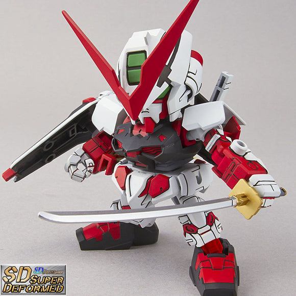 Ex Standard Gundam Astray Red Frame (SD) No Scale Bandai Model Kit [Members]