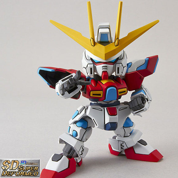 Ex Standard Try Burning Gundam (SD) No Scale Bandai Model Kit [Members]