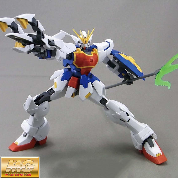 Shenlong Gundam EW.Ver [XXXG-01S] (MG) 1/100 Scale Bandai Model Kit