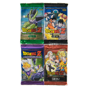 Panini Dragon Ball Z: Variety Booster Box - 4 Packs