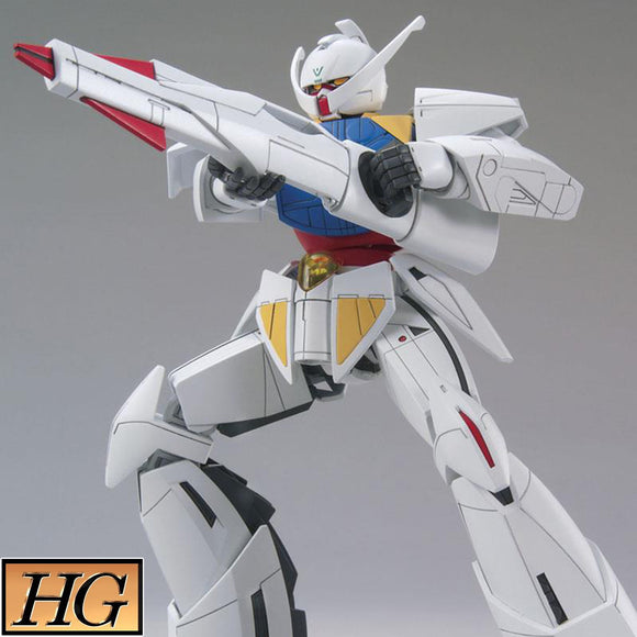 [WD-M01] 𝐓𝐮𝐫𝐧 𝐀 𝐆𝐮𝐧𝐝𝐚𝐦 (HG) 1/144 Scale Bandai Model Kit [Members]