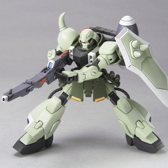 [ZGMF-1000/A1] Gunner Zaku Warrior (HG) 1/144 Scale SEED Bandai Model Kit [Members]