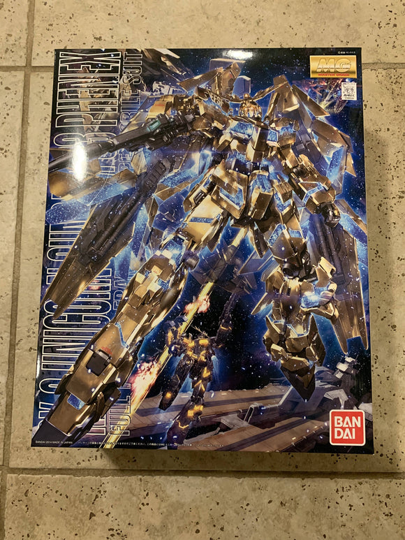 MG Unicorn Gundam 03 Phenex (Gold Coating)