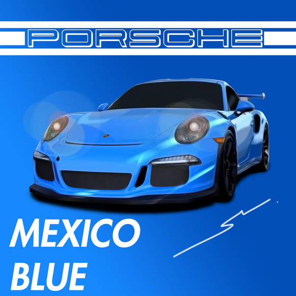 [SP-093] Mexico Blue