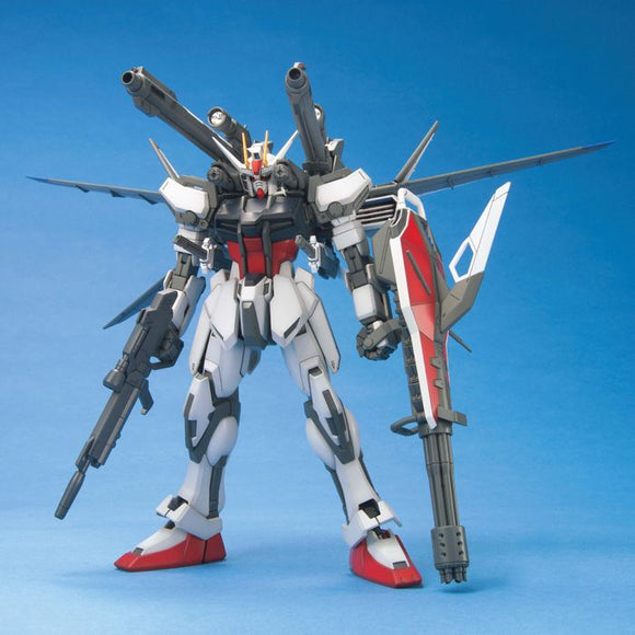 PRE-ORDER [GAT-X105] Strike Gundam I. W. S. P. (MG) 1/100 Scale Bandai Model Kit [Members]