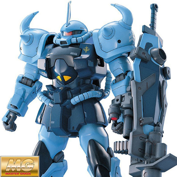 [MS-07B3] 𝐆𝐨𝐮𝐟 𝐂𝐮𝐬𝐭𝐨𝐦 (MG) 1/100 Scale Bandai Model Kit