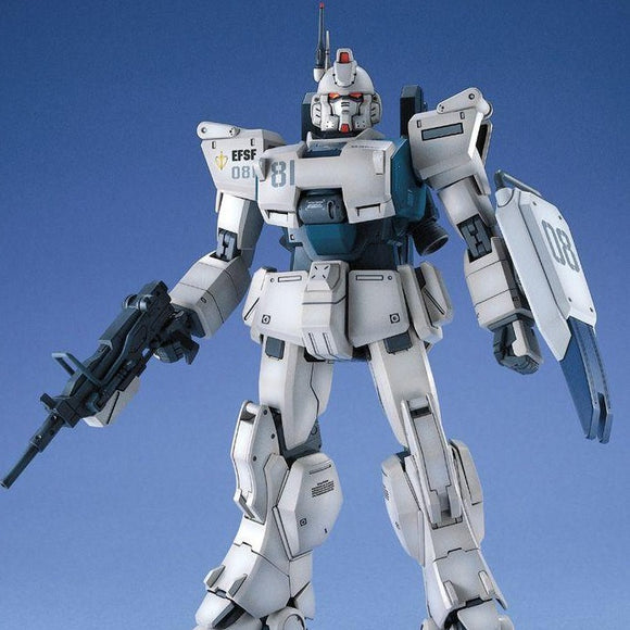 [RX-79(G)] Gundam Ez8 (MG) 1/100 Scale Bandai Model Kit [Members]