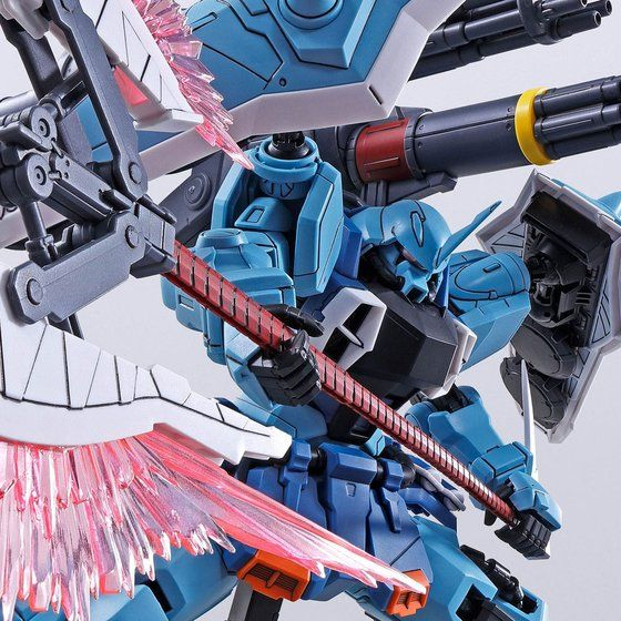 PRE-ORDER  [ZGMF-1001/K] 𝐒𝐥𝐚𝐬𝐡 𝐙𝐚𝐤𝐮 𝐏𝐡𝐚𝐧𝐭𝐨𝐦 (Yzak Jule Custom) (MG) 1/100 Scale  [P-Bandai] Model Kit [Members] WAVE 2