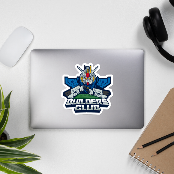 BUILDERS CLUB PROMO STICKER [B1]