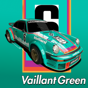 [SP-049] Vaillant Green
