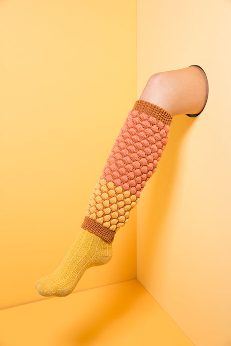 Bubble Leg Warmers
