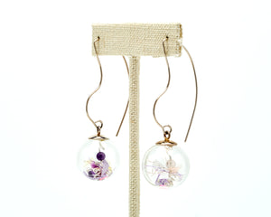 Tiny World Earrings