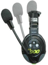 PortaPhone TD-915HD - 15 Coach Headset System