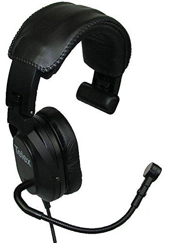 Telex/RTS HR-1 - Single Sided Headset w/Mic, A4F, F.01U.117.468
