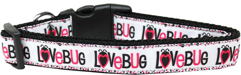 Love Bug Dog Collar - Your Star Pet