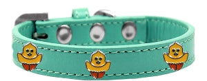 Chickadee Widget Pet Collar