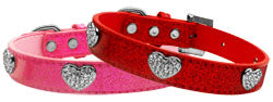 Crystal Heart Ice Cream Collars - Your Star Pet