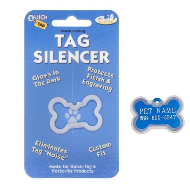 Pet ID Tag Silencer - YourStarPet