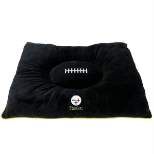 Pittsburgh Steelers Pet Pillow Bed - YourStarPet